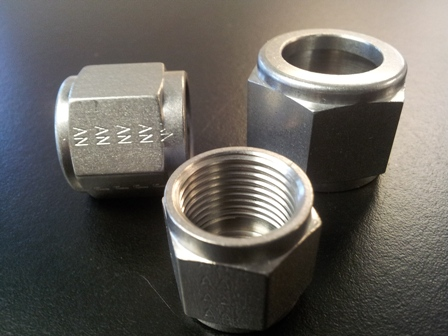 AN Fittings Machined By FlexFit Hose