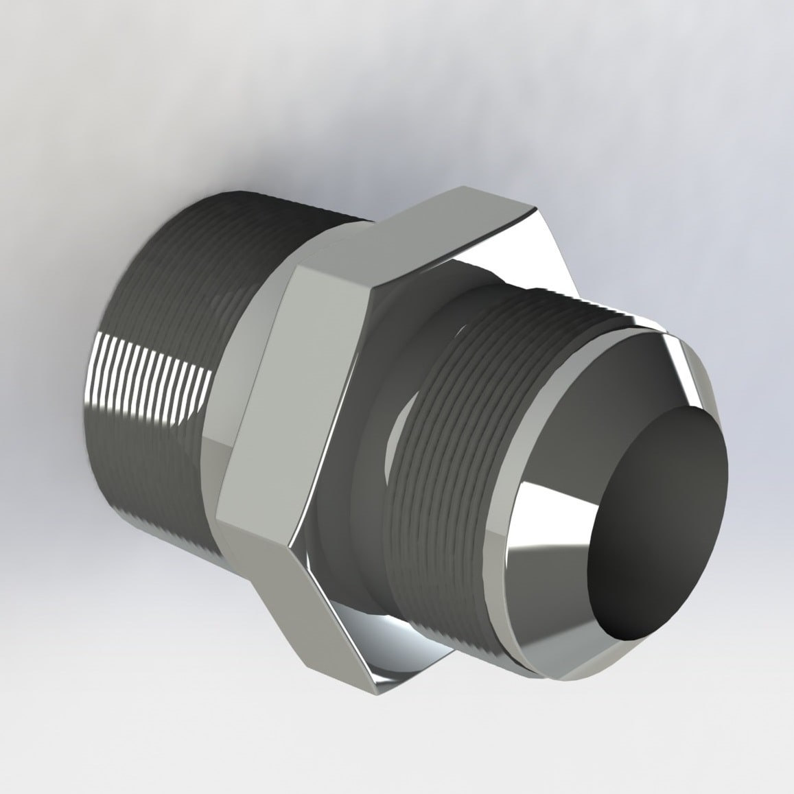 male jic to npt male adapter hose fitting