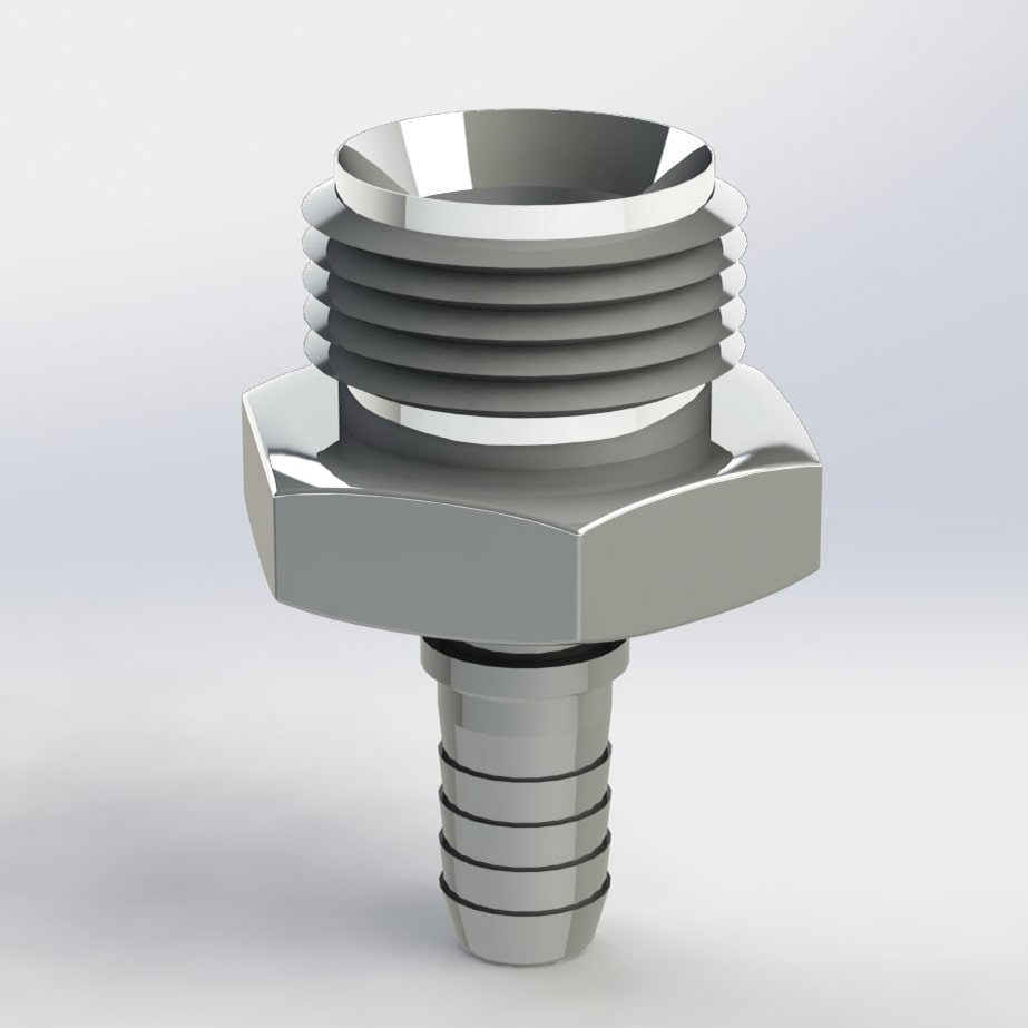 FlexFit Hose Compression Fitting