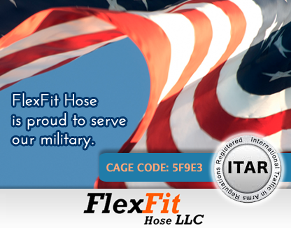 FlexFit Hose is proud to serve US military