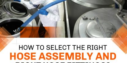 Industrial Hose Assembly and Fittings