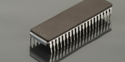 A semiconductor used in a variety of industries